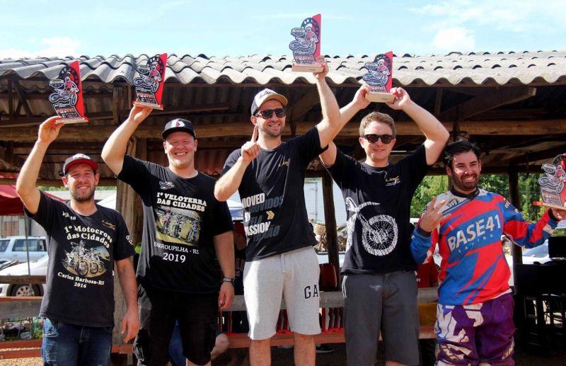 Temporada do Motocross chega ao fim com mais títulos para Flores da Cunha