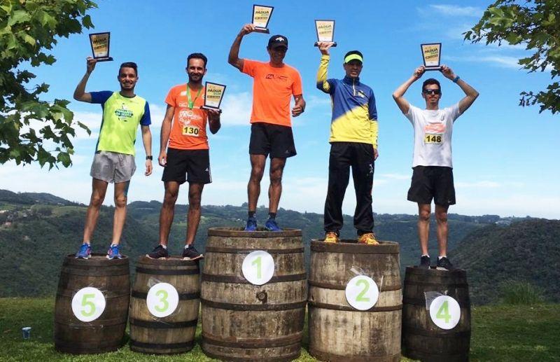 Confira os vencedores do 1º Pádua Run