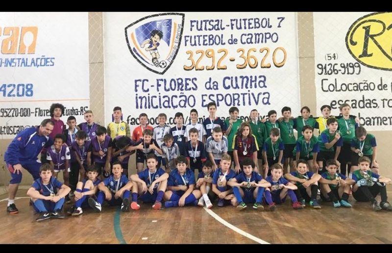 Serraninho SESC envolve cerca de 160 atletas em Flores da Cunha e Nova Pádua