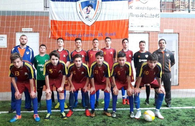 ATE/FC Iniciação Esportiva teve um bom desempenho na Copa Sortica de Futebol 7