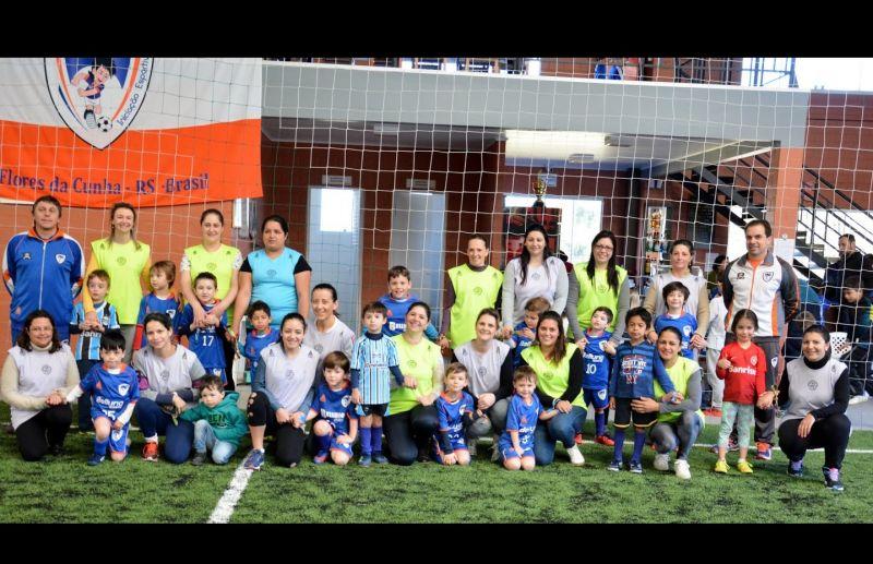 FC Iniciação Esportiva informa que não terá competições durante o recesso escolar