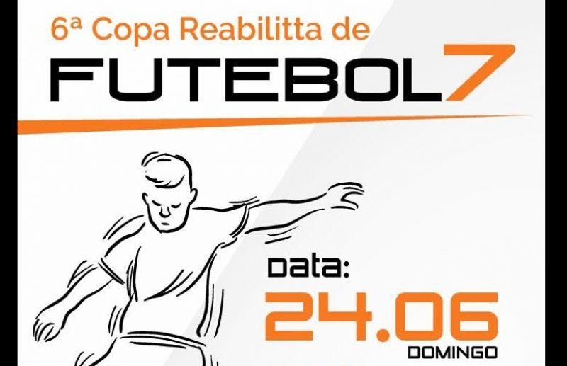 ATE/FC Iniciação Esportiva treina para disputa da 6ª Copa Reabilitta de Futebol 7