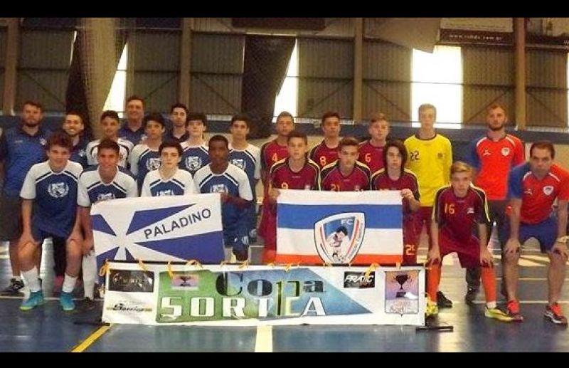 Semifinais da Copa Sortica de Futsal 2017