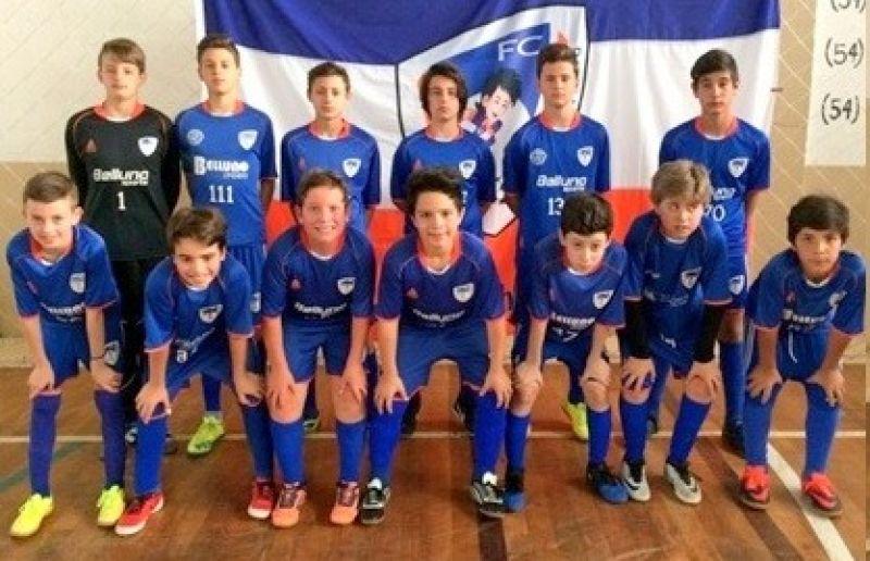 FC conquista cinco vitórias na 5ª rodada da Copa Sortica de Futsal