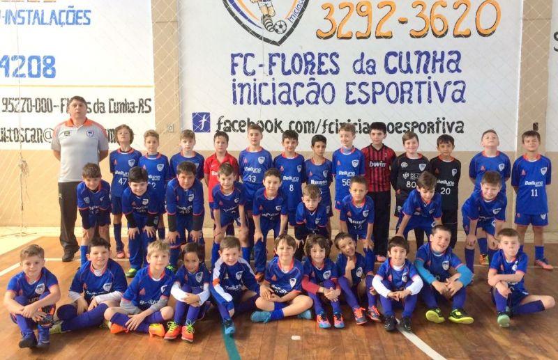 FC Iniciação Esportiva realiza a 5ª rodada da Copa Sortica de Futsal