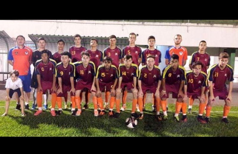 ATE/FC Iniciação Esportiva perde jogo válido pelo Serrano de Campo