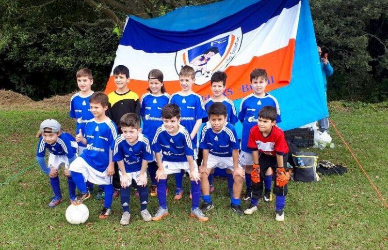 Agenda da FC/Iniciação Esportiva terá jogos pela 12ª Copa Sortica de Futebol 7