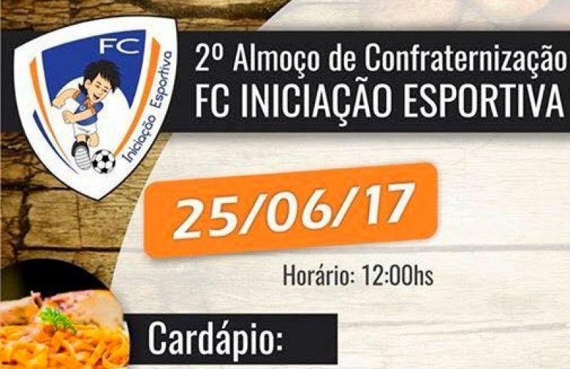 FC Iniciação Esportiva realiza o 2º Almoço de Confraternização