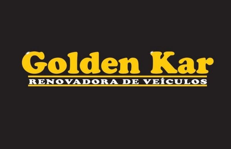 Golden Kar Renovadora de Veículos é a nova patrocinadora do blog