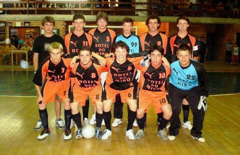 ESPECIAL - Os maiores campeões do futsal de Nova Pádua