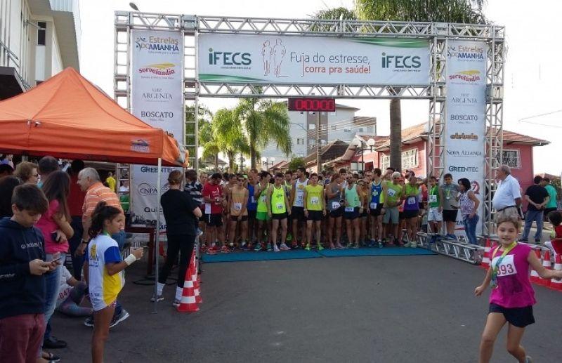 Meia Maratona teve a participação de 350 atletas
