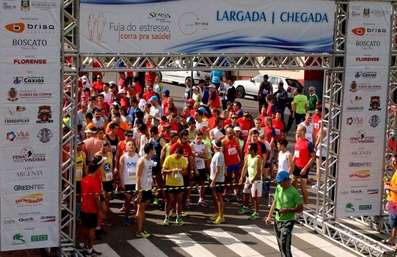 Nova Pádua realiza a Meia Maratona