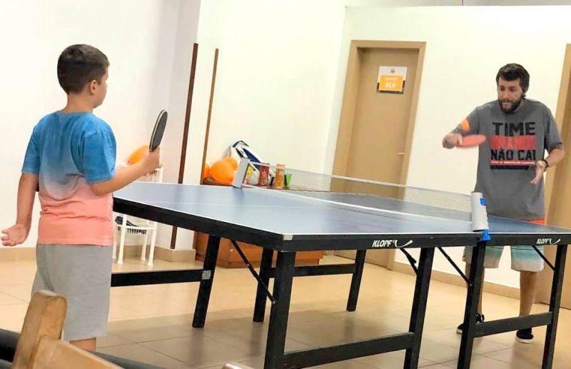 ESPECIAL - Tênis de mesa: um esporte que estimula a coordenação motora e a saúde muscular