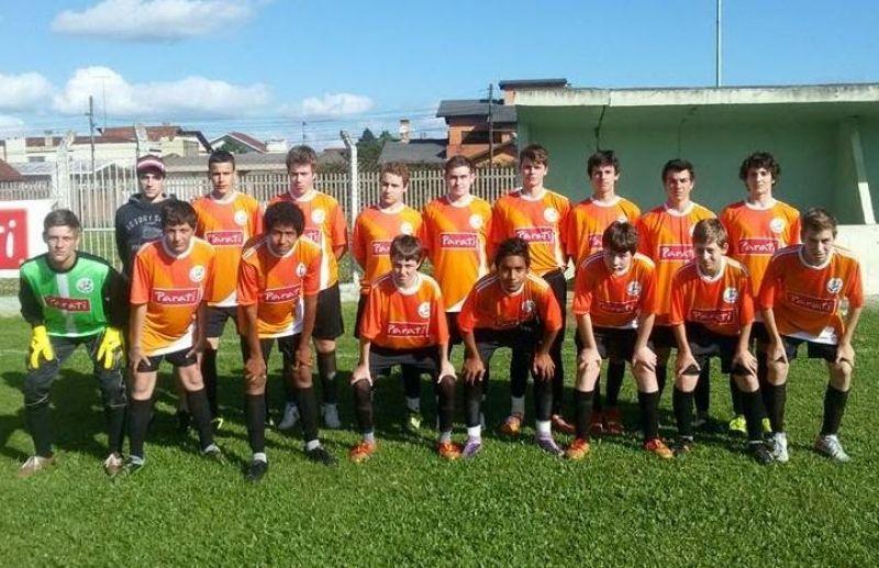 Escola Luiz Gelain é a 4ª colocada do Guri Bom de Bola