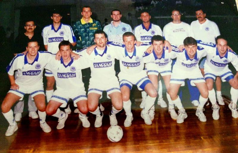 ESPECIAL - Os maiores campeões do futsal florenses