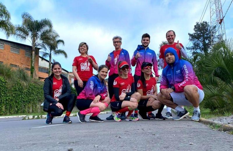 Atletas florenses participam da 6ª Meia Maratona de Caxias do Sul