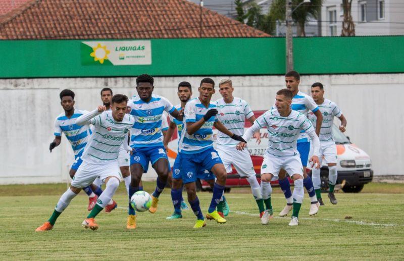 Juventude vence o Paysandu em Flores da Cunha e segue líder isolado do Brasileirão de Aspirantes