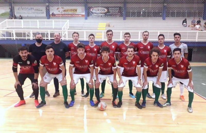 Futsal juniores teve a vitória do Atlético Florense, Náutico União e Vandekas