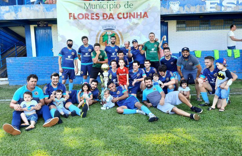 Foto Galo Serrano conquista o título da Série Prata do futebol 7 florense