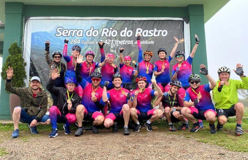 Uma aventura de bike na Serra do Rio do Rastro