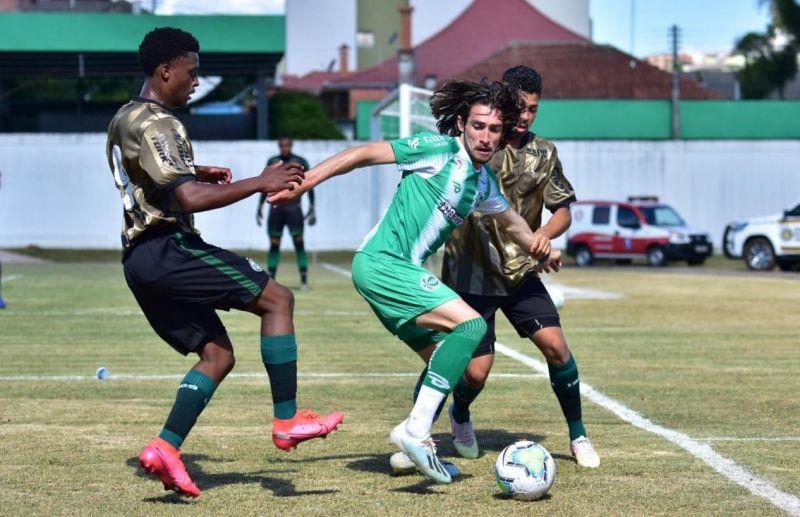 Juventude joga em Flores da Cunha pela semifinal do Brasileiro de Aspirantes Sub23