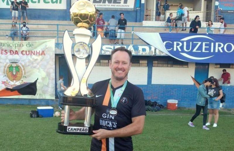 André Debon: o colecionador de títulos no futebol 7 de Flores da Cunha
