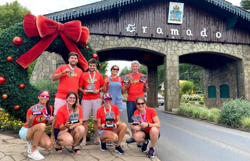 Florenses conquistam bons resultados na Meia Maratona de Gramado