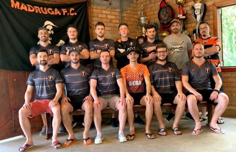 Erich Batista é empossado presidente do Madruga Futebol Clube