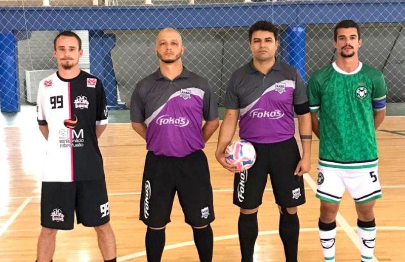 Definidos os confrontos das semifinais do futsal juniores de Flores da Cunha