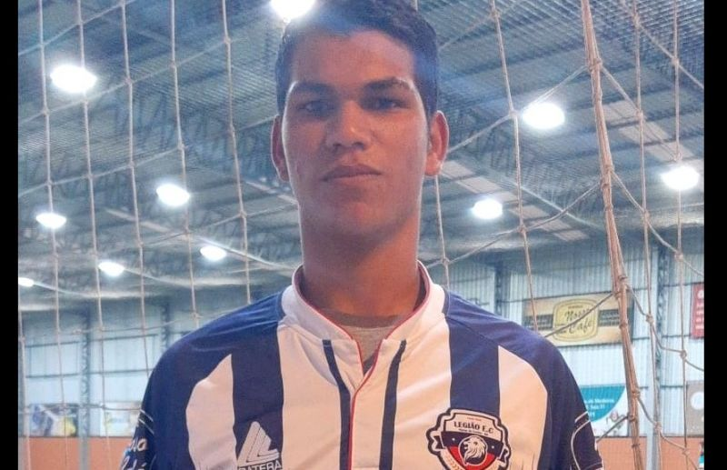 Esquenta a briga pela artilharia do futsal juniores de Flores da Cunha