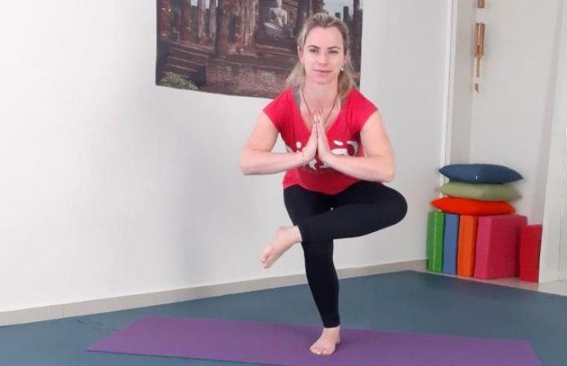 Yoga: técnica que traz leveza e bem-estar