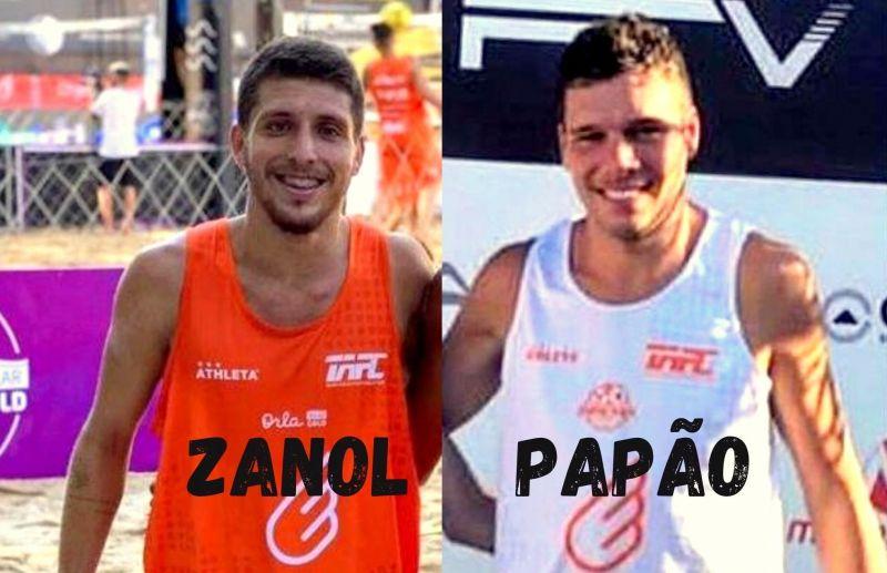 Florense Cesar Fiorio disputará o TAFC - Team Águia Footvolley Cup
