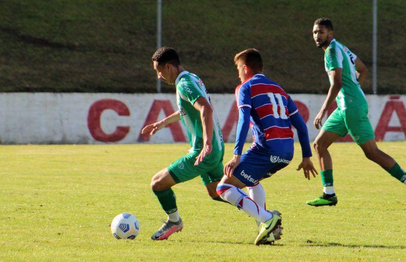 Juventude perde a primeira partida no Brasileirão de Aspirantes