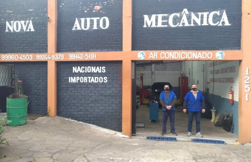 Nova Auto Mecânica: trabalho eficiente, com muita seriedade, bom atendimento e condições de pagamento facilitadas