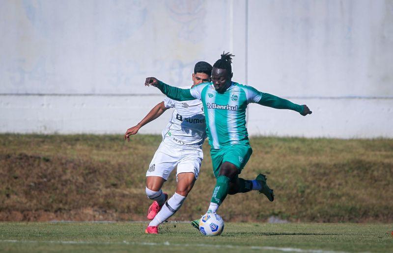 Depois de três derrotas, Juventude volta a vencer pelo Brasileiro de Aspirantes