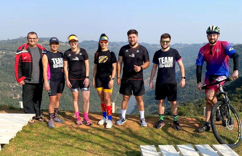 Florenses completam a prova virtual da Maratona Internacional de Porto Alegre