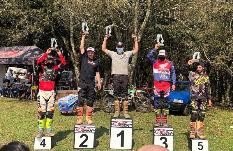 Luan Dal Bó conquista três pódios na 2ª etapa do Altos da Serra de Veloterra
