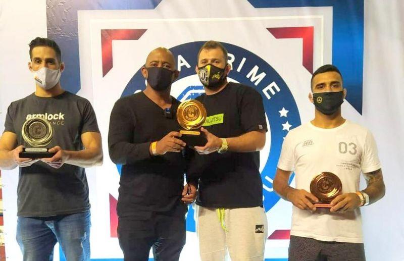 Equipe JA Jiu-Jitsu conquista o título da categoria master da Copa Prime