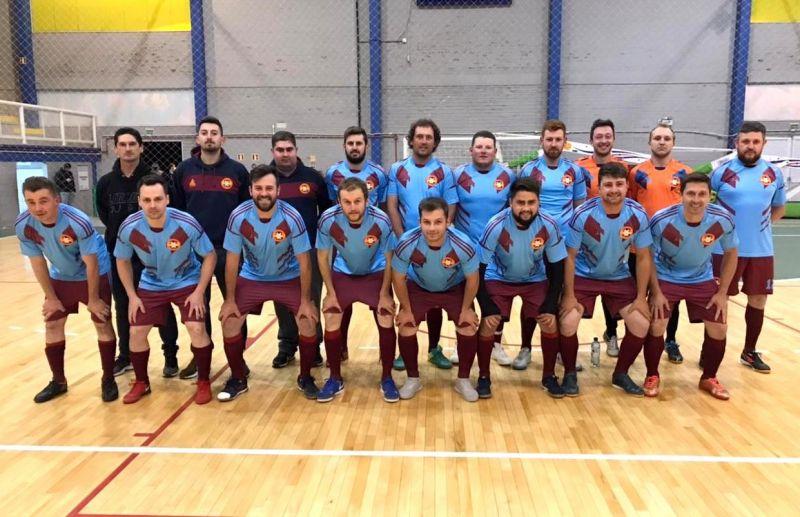 Pelpsi aplica goleada no futsal Série Prata de Flores da Cunha