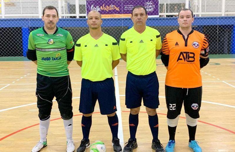 Com oito equipes, futsal Série Ouro de Flores da Cunha inicia neste sábado