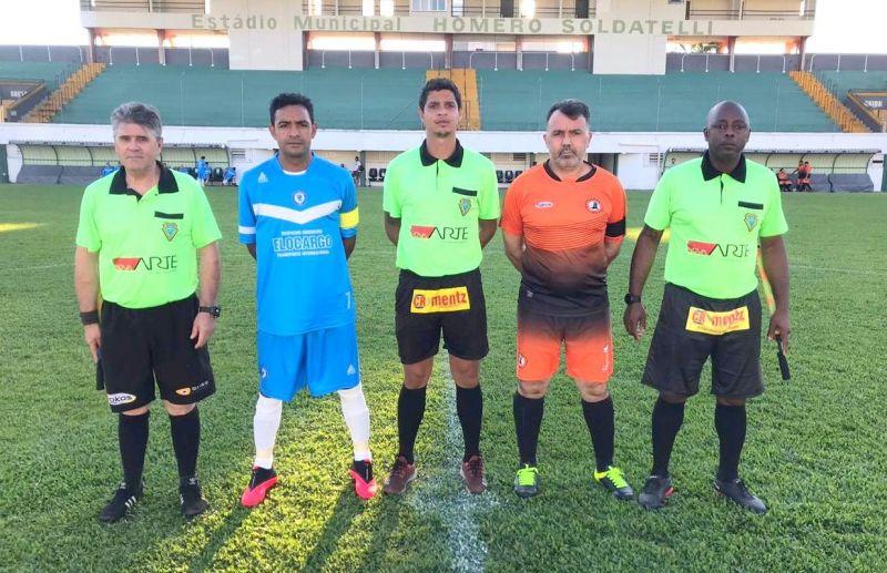 Futebol de campo veteranos teve vitória do Madruga, Amigos do Peroza e Rosário