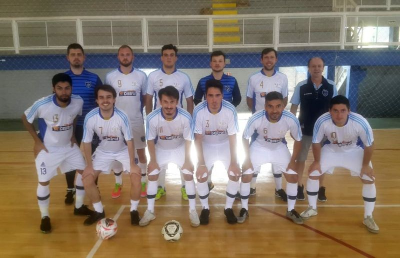 Bola Bola goleia e reassume a liderança isolada do futsal Série Ouro