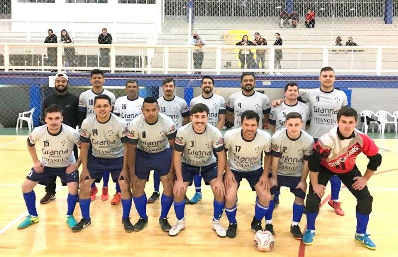 Foto Cacilds F.C vence a segunda consecutiva e encosta nos líderes do futsal Série Prata