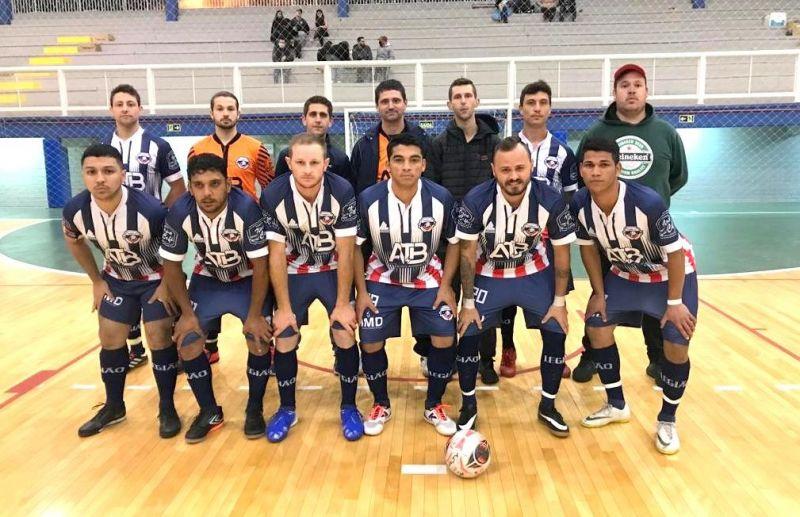 Foto Legião E.C vence no futsal Série Ouro de Flores da Cunha