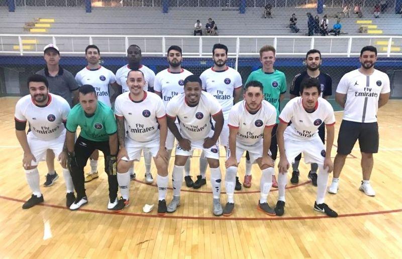 PSG e Vandekas garantem a classificação para a próxima fase do futsal Série Prata