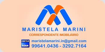 Maristela Marini Correspondente Imobiliário