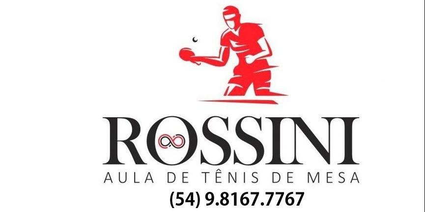 Rossini Aulas de Tênis de Mesa