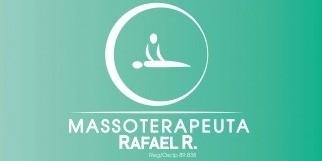 Massoterapeuta Rafael R