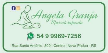 Angela Granja Massoterapeuta