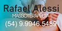 Rafael Alessi Massoterapeuta